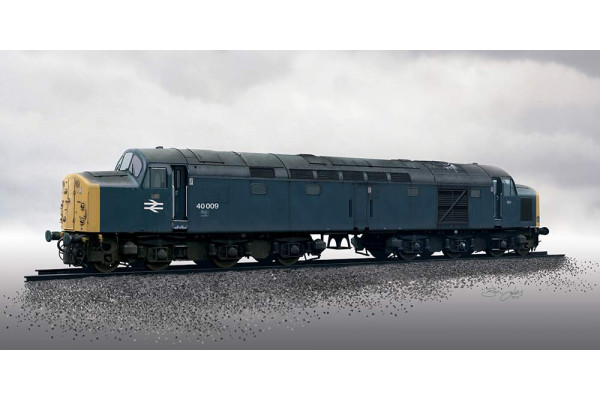 Class 40 No. 40009