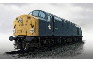 Class 40 Portrait 40015 'Aquitania'