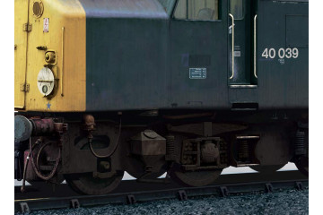 Class 40 Portrait 40039
